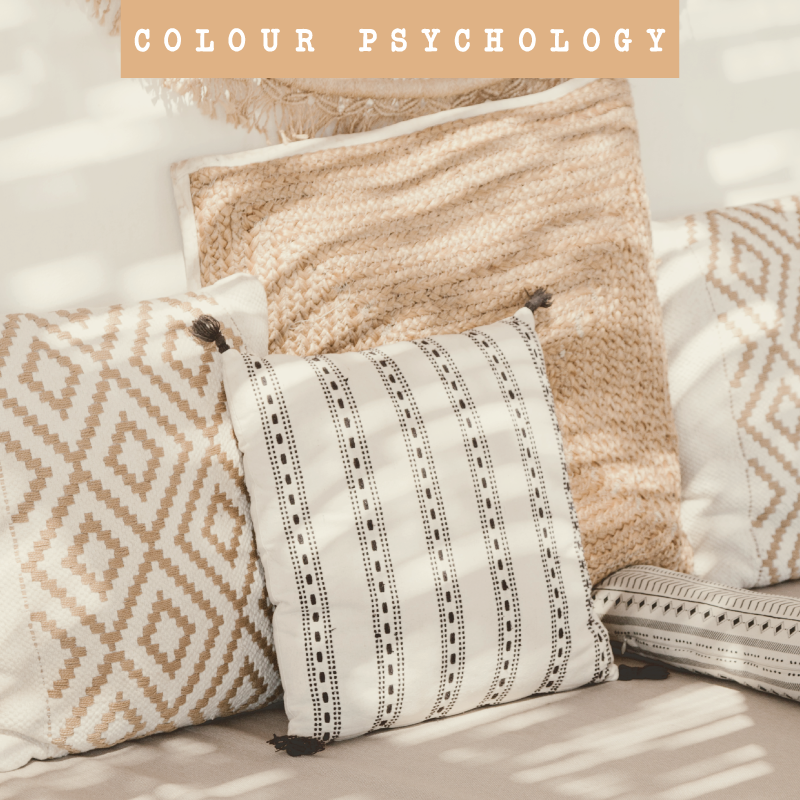 Colour psychology and how it affects your brand