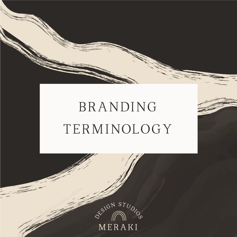 Branding Terminology you should know