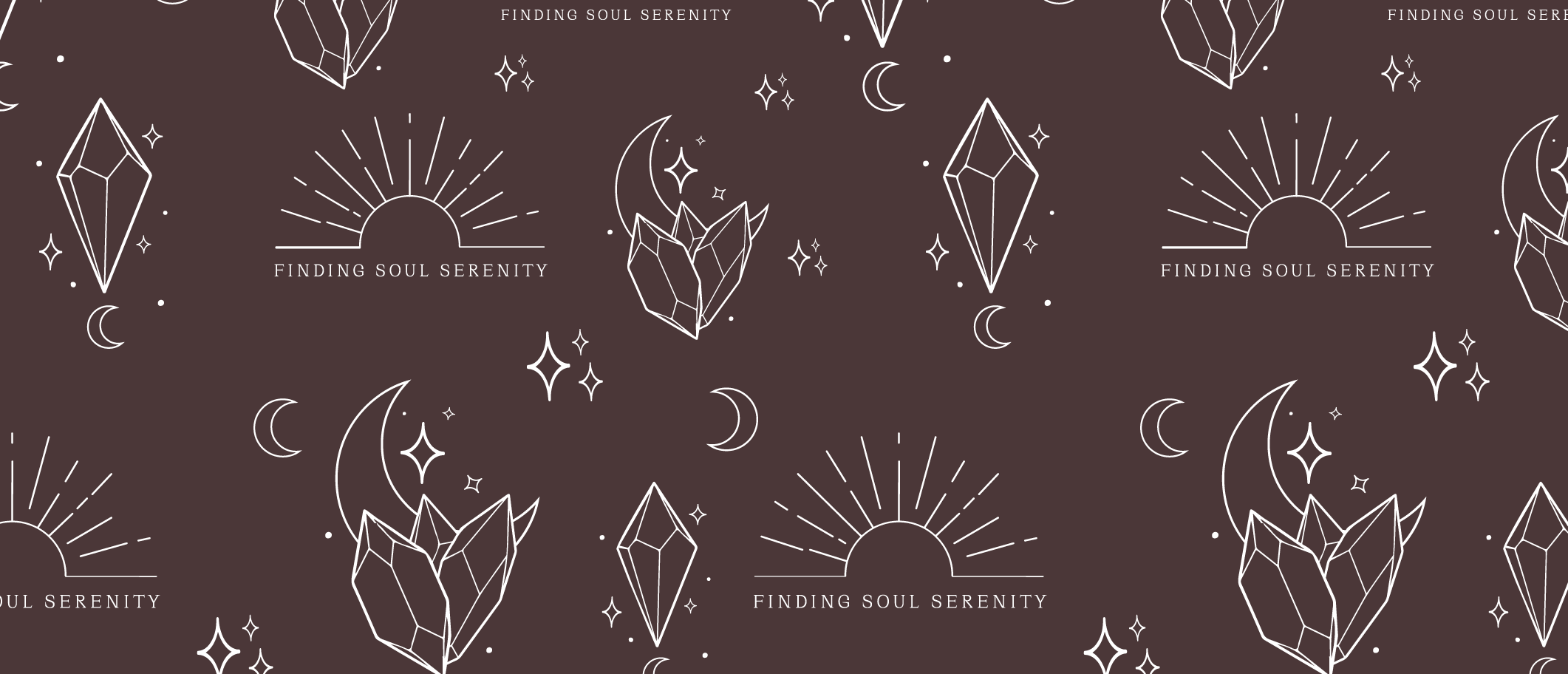 finding soul serenity brand pattern