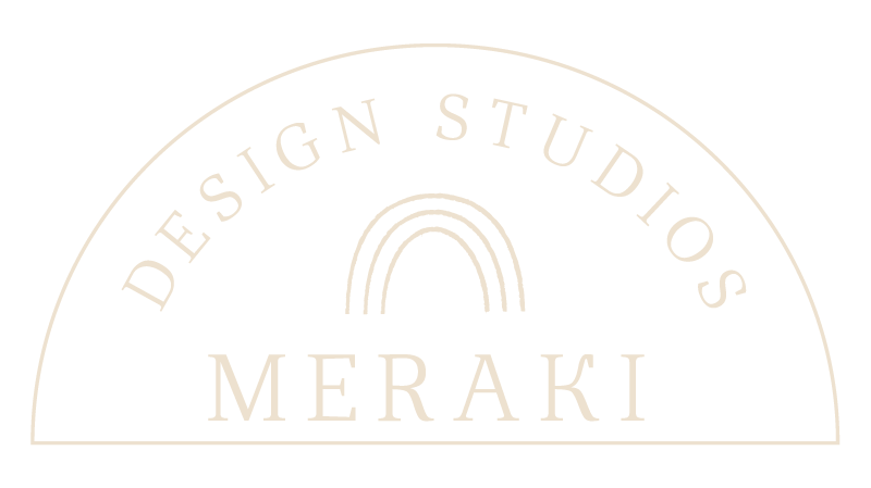 Meraki Design Studios Branding and Web Design