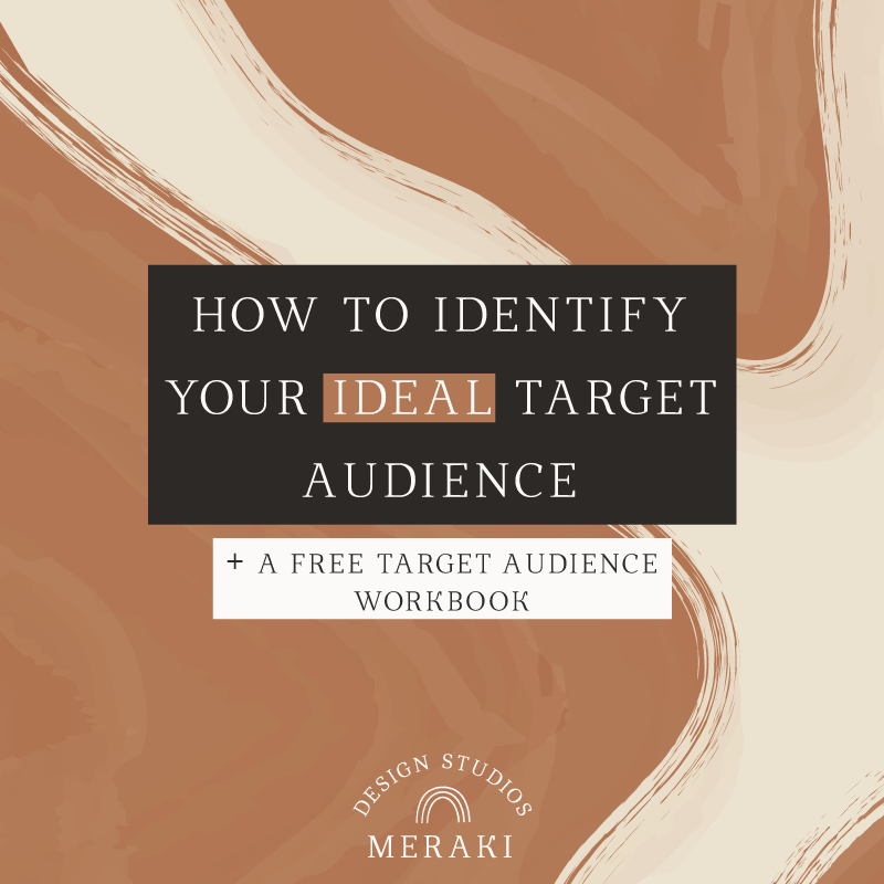 finding your ideal target audience